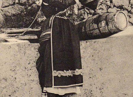 """Donne """"alla fontana"""", di Alfonso Barone"""