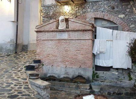 Le fontane di Francavilla Marittima, CS