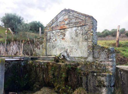 La fontana monumentale di Valleleotta a Luzzi, nel cosentino di Flaviano Garritano