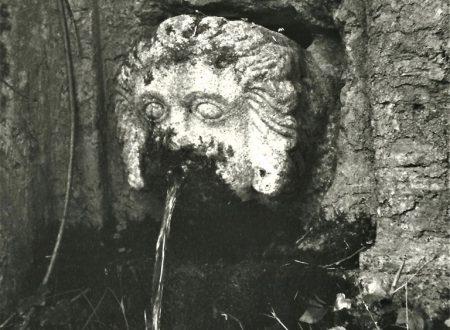 Fontana di Camija: Oppido Mamertina, RC