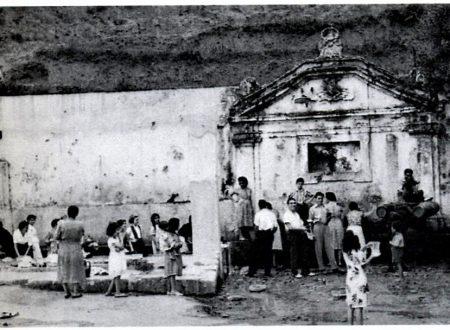 Le fontane con 'foto storiche' di Oppido Mamertina, RC di Rocco Liberti