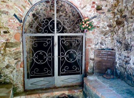 Fontana della Grotta della penitenza di Fra Umile di Bisignano nel cosentino