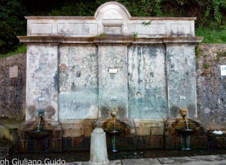 La fontana della Ficarazza, a Filadelfia, VV