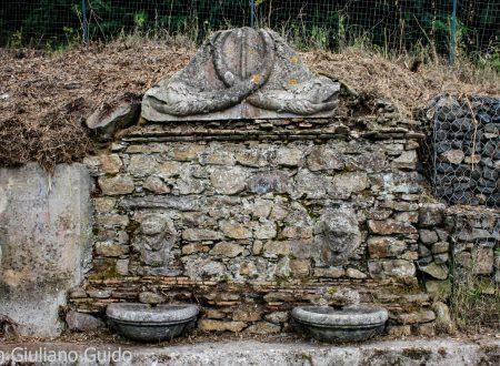 La fontana d'o Ceramidhu (o Ciaramidhu), Filadelfia, VV