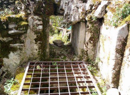 Oppido Antico, distrutto dal terremoto del 1783, RC