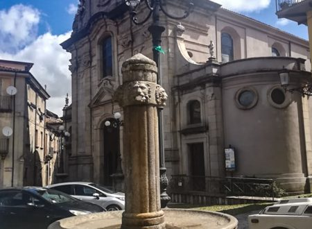 Fontane di Serra San Bruno nel vibonese