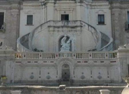 La fontana barocca di villa Caristo a Stignano, RC. Di Silvana Franco