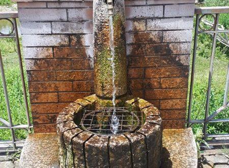 Le fontane di Brognaturo, nel vibonese. Di Silvana Franco
