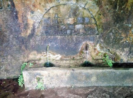 Le fontane di Laino Castello Vecchio nel cosentino