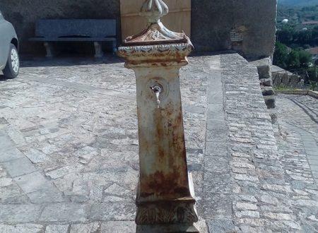 Le fontane di Pietramala oggi Cleto, nel cosentino