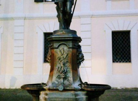 Le fontane della città di Cosenza