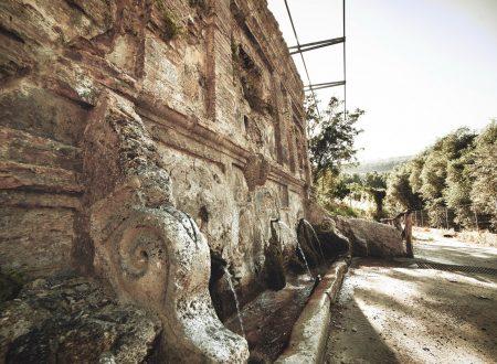 Fontana di Rosella a Seminara nel reggino di Antonio Aricò