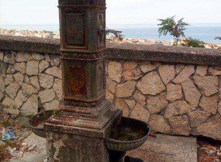Le fontane di Amantea nel cosentino