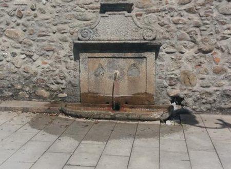 Le fontane di Serra San Bruno nel vibonese, di Antonio Raghiele