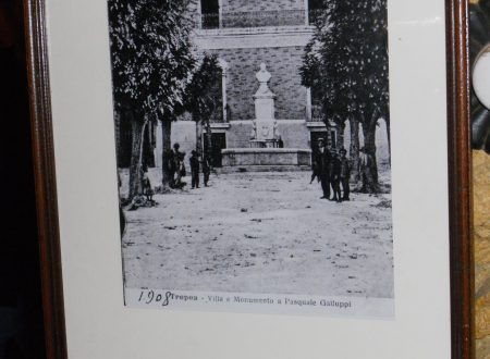 Fontana Galluppi a Tropea di Niceforo Foca Decebalo Tacito.