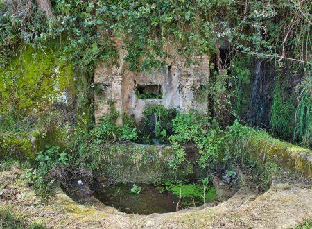 Le fontane di Sinopoli, nel reggino