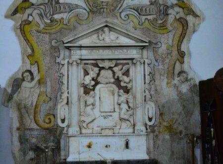 Fontane nelle chiese della Calabria