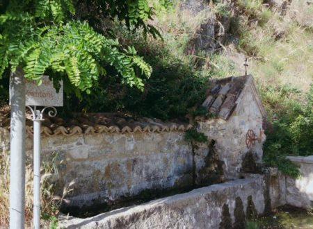 "La fontana ""Vrantoni"", a Montauro di Gregorio Procopio"