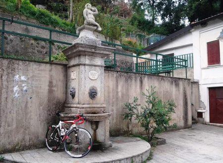 La fontana 'Serena' a Pizzoni nel vibonese di Saverio Catagnoti