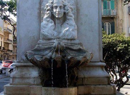 Le fontane di Reggio Calabria