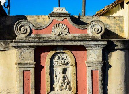 """La """"Fontana della Roccella"""" e il bassorilievo dell'Odighitria"""