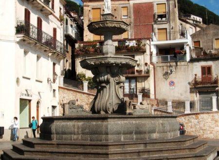 Le fontane di San Giorgio Morgeto nel reggino