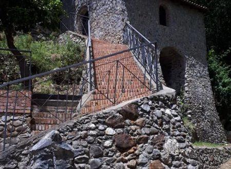 Fontana e mulino a Sant'Alessio in Aspromonte