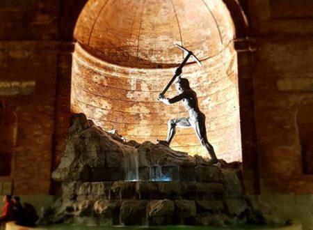 Le fontane della città di Catanzazo