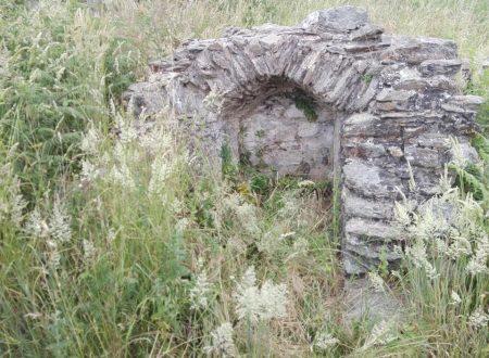 Fontane nel comune di Carlopoli, nel catanzarese