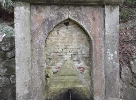 Fontana della Certosa e di Santa Maria del Bosco di Serra San Bruno (VV). Di Silvana Franco