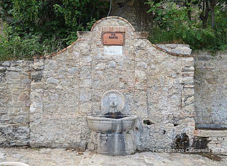 Le fontane di Caccuri nel crotonese