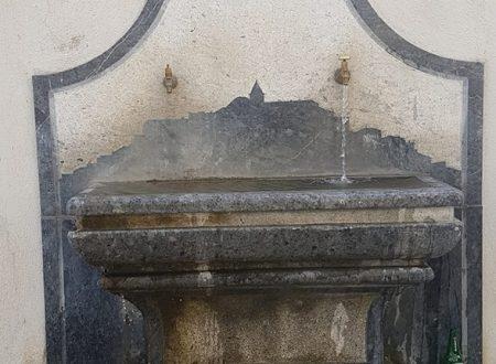 Le fontane di Grisolia, nel cosentino