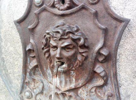 Le fontane di Mormanno nel cosentino