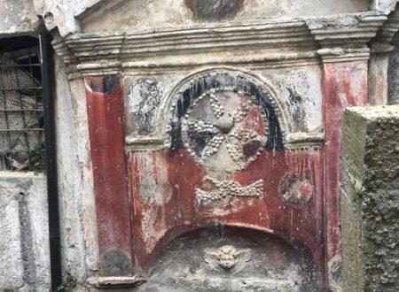 Le fontane di saracena, nel cosentino