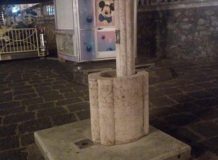 Le fontane di Nicastro nel catanzarese