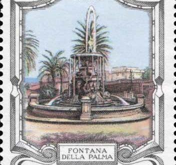 Le fontane di Palmi nel reggino