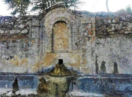 Fontana di San Fantino in territorio di Borgia (CZ).  Di Silvana Franco