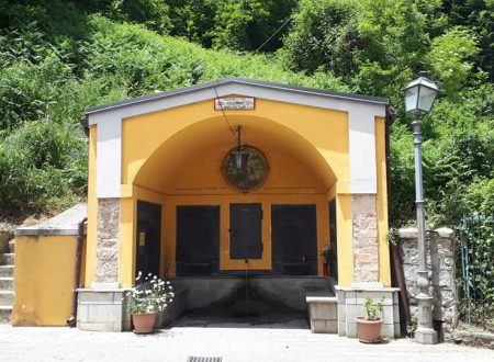 La fontana di San Nicola di Spadola, nel vibonese