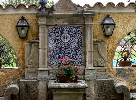 Villa Ventura a Falerna Marina nel catanzarese
