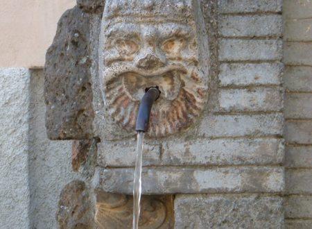 Le fontane di Falerna nel catanzarese