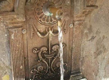 Le fontane di Arena nel vibonese