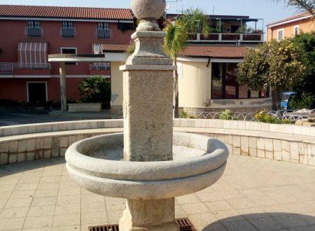 Le fontane di Briatico nel vibonese