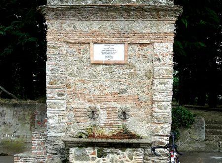 Le fontane di Joppolo, nel vibonese