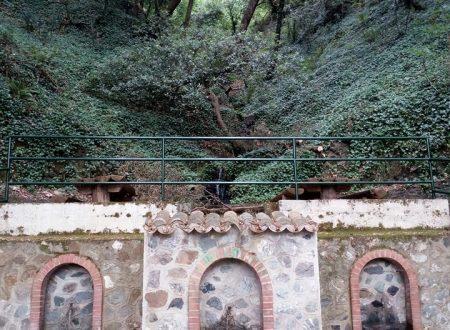 Le fontane di Nocera Terinese, nel catanzarese