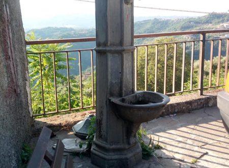 Le fontane di Pedivigliano nel cosentino