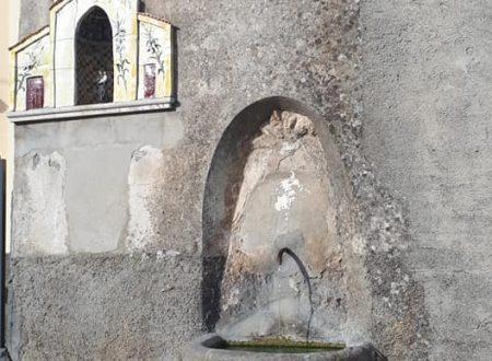 Le fontane di Rombiolo nel vibonese