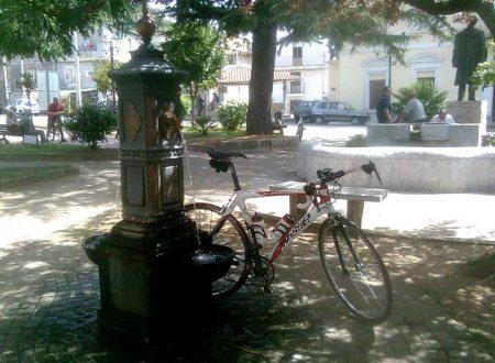 Le fontane di San Vito sullo ionio, nel catanzarese