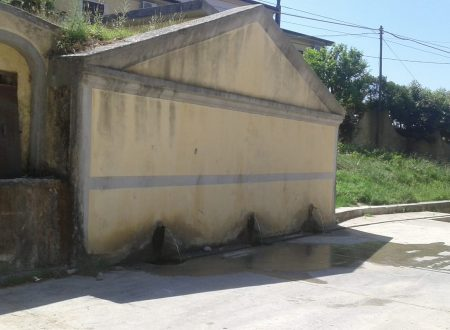 Le fontane di Tarsia nel cosentino