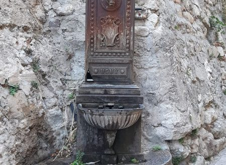 Le fontane di Crucoli nel crotonese
