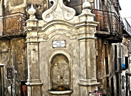 Le fontane di Capistrano nel vibonese